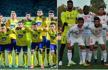 Play-by-Play: Aizawl continue unbeaten run; Mumbai lose back-to-back games