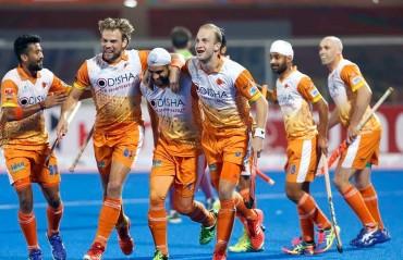 Kalinga Lancers overcome Delhi Waveriders courtesy of Gurjinder Singh's lone goal