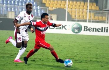 Play-by-Play: DSK fail to convert chances again; Mohun Bagan had an off-colour performance