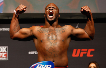 Travis Browne and Derrick Lewis to headline UFC Fight Night 105