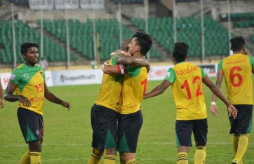 Play-by-Play: Chennai City earn maiden top division win, beat Aizawl FC 2-0 at home