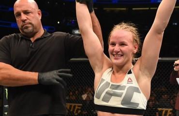 UFC Denver Results: Shevchenko submits Pena, Masvidal stops Cerrone