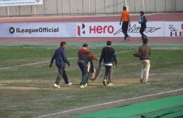 Punjab's Predicament: the combination of factors that ruined Guru Nanak Stadium's pitch ahead of I-League