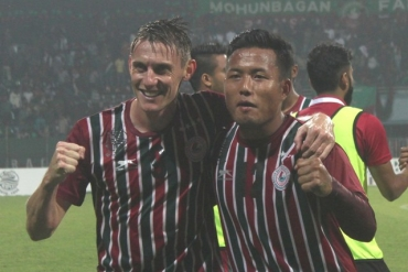 Play-by-Play: Mohun Bagan brush past Aizawl by 3-2 after the visitors put up a valiant fight