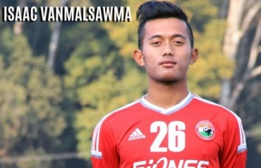 TFG Interviews: Exclusive Chat with Isaac Vanmalsawma