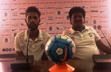 PRE-MATCH QUIPS- Soundarajan:  Will allow them to attack from wings; A. Fernandes: Results are not going our way