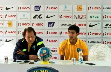 PRE-MATCH QUIPS- Sanjoy says Bagan will try to win the game; Kashyap says will continue playing attacking football