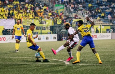 Play-by-Play-Mumbai end losing streak with a point at home against the Mariners