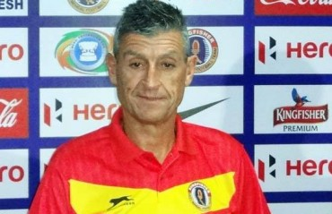 Trevor Morgan upset with players after East Bengal fail to beat Lajong at home