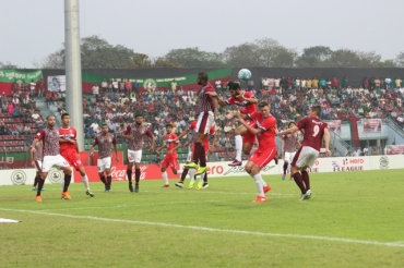 Play-by-Play: A Balwant brace gives Bagan a boost in the title race as they beat DSK 3-1