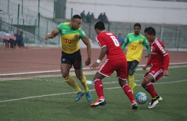 Play by Play: Shillong Lajong hammer Chennai; Chennai started well but lacked the edge
