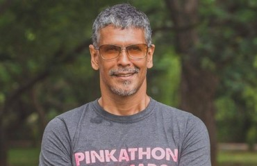 Milind Soman takes it up a notch; Moves over from Ironman to Ultraman