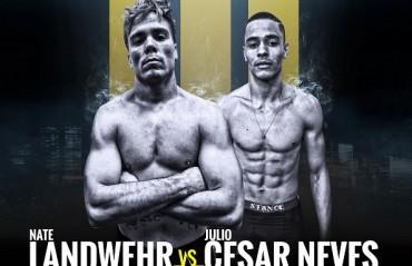 Former Bellator Fighter Julio Cesar Neves to face Nate Landwehr in Brave 3: Battle in Brazil
