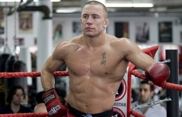 Coach wants Conor McGregor or Micheal Bisping for GSP's return fight