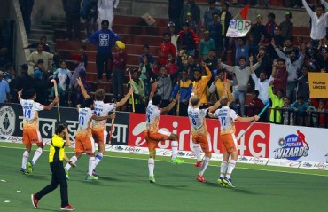 Kalinga Lancers crowned Champions of Coal India Hockey India League