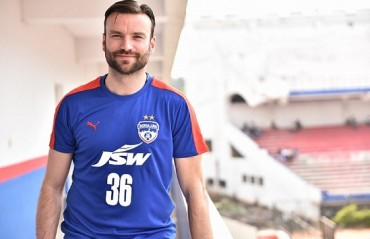 Bengaluru FC sign Serbian striker Marjan Jugovic