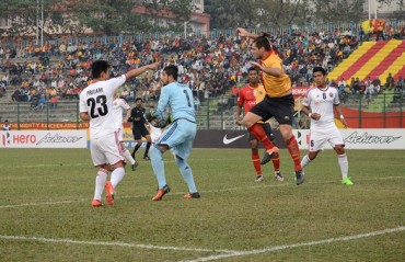 Play by Play: Wastefulness cost Lajong dearly; Payne's brace enough to see East Bengal through
