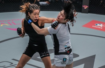 ONE Championship 53 Results: Angela Lee retains with a TKO win