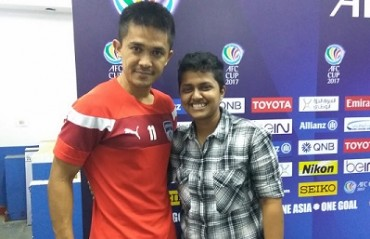 TFG Indian Football Podcast:  In conversation with NT & BFC Captain Sunil Chhetri